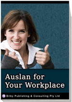 Auslan in the Workplace