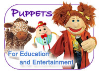 Puppets : for Education and Entertainment