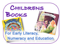Children's Books : For Early Literacy, Numeracy and Education