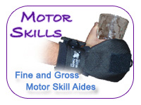Motor Skills : Fine and Gross Motor Skill Aides