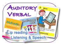 Auditory Verbal Therapy : Lip Reading, Listening and Speech