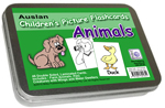 Auslan Childrens Flash Cards 1 - Animals
