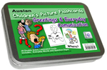 Auslan Childrens Flash Cards 1 - Greetings and General Communication