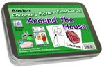Auslan Childrens Flash Cards 1 - Around the House