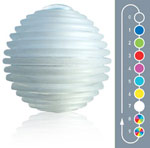 Boing Large - light balls change colour with a squeeze of the hand.