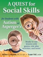 A Quest for social skills for students with Autism and Aspergers