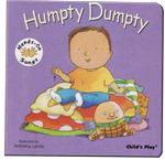 Humpty Dumpty - Board Book - AUSLAN EDITION