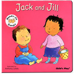 Child 39 S Play Jack And Jill Books For Children Auslan