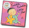 Twinkle, Twinkle Little Star - Baby Sign Board Book - AUSLAN EDITION