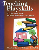 Teaching Playskills : To children with Autistic Spectrum Disorder