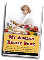 My Auslan Recipe Book - Volume 1