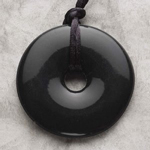 Onyx Chew Necklace