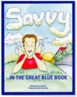 Savvy In The Great Blue Book