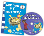 Are You My Mother Book and Auslan DVD set