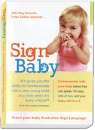 Sign Baby - Introduction to Auslan for parents (DVD)