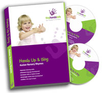 Hands Up and Sing - DVD and Music CD set