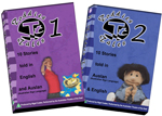 Toddies Tales (DVD) 1 and 2 - for Pre and Primary School Children