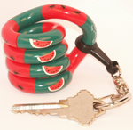 Tangle Toy - Keyring - Ant Picnic